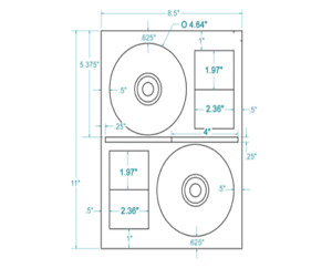 200 Cd dvd Labels Cd Stomper Pro Comparable Layout 378022