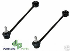 Audi 80 90 Quattro Coupe Rear Sway Stabilizer Bar Link Links Left Right Set 2