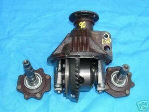 Mazda Miata Differential Viscous Lsd Mx5