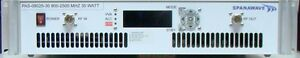 New Spanawave Power Rf Amplifier 800 2500 Mhz Pas 08025 30