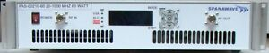 New Spanawave Power Rf Amplifier 20 1000 Mhz Pas 00210 60