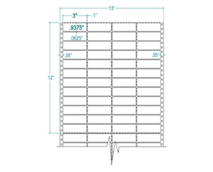 3 x15 16 Address Labels Pinfeed 4 Across 1 Repeat 140308