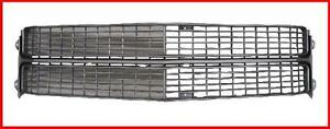70 Chevelle El Camino Silver Front Grille Grill New