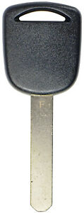 Replacement For Honda Acura Transponder Key Ignition Blank Ho01pt Chip F Blade