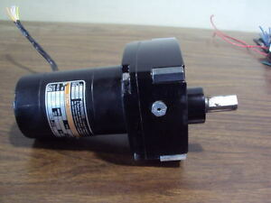 Bodine Ac Synchronous dc Stepping Motor 23t2behd d3