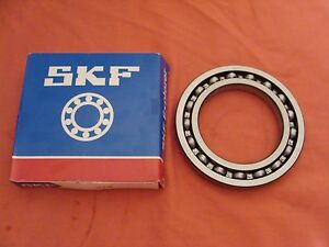 New Old Stock In Box Skf Deep Grove Ball Bearing 16018