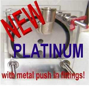 Hho Platinum Turbo 21 Plate Dry Cell Set Easy Install