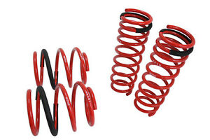 Megan Lowering Coil Springs Fits Bmw E36 93 94 95 96 97 98 Red Mr Ls Be36