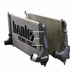 Banks Techni Cooler Intercooler 06 10 Chevy Gmc 6 6l Duramax