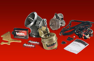 Banks Exhaust Brake Fits Early 04 Dodge 5 9l Cummins Automatic