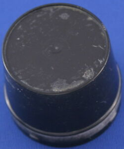 Appliance Black Plastic Center Cap 216521 2134 2 1 8 Wide At The Hole