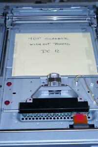 Xerox Docucolor 12 Scanner Top Assy Parts