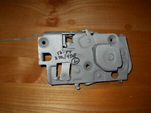 55 57 Chevy 2 Dr 4 Dr Pass Car Door Latch Assy Drivers Side