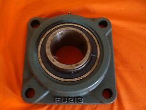 New Old Stock Ntn Fu213 4 Bolt Flange Bearing 65mm Bore Japan