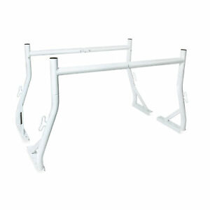 Pickup Truck Bed Ladder Rack Steel 800lb Constructor Lumber Kayak Rack Utility