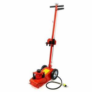 Commercial Car Garage Truck 22 Ton Axle Air Hydraulic Bottle Floor Jack Auto