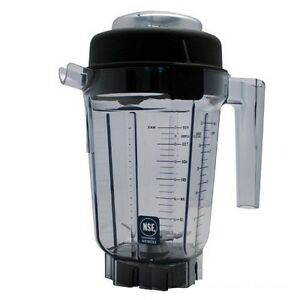 Container Pitcher Fits Vita mix 48oz Blending Station 15979 Blade