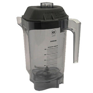 Container Pitcher Fits Xp Series 48 Oz Capacity Vita mix 15978 Blender 69905