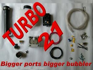 Aaa Turbo Unit Hho 21 Plate Dry Cell Complete Starter Kit With Koh