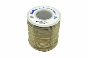 Lead Free Acid Core Silver Solder 96 4 032 inch 1 pound Spool