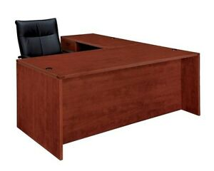 New Amber 71 L shape Executive Office Desk