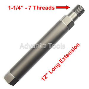 12 Core Bit Extension 1 1 4 7 Male To 1 1 4 7 Female
