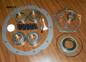 9 Inch Ford Center Section Koyo Bearing Kit With 2 89 X 1 78 Carrier Bearings