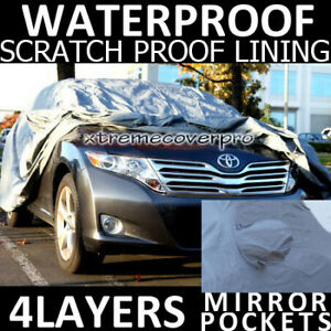 2004 2005 2006 Mitsubishi Montero 4layers Waterproof Car Cover