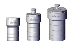 200ml 1500psi 200 c Hydrothermal Autoclave Reactor With Teflon Chamber