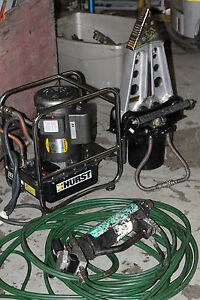Rescue Equipments Hurst Heavy Duty Tools