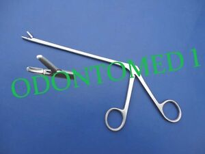 Cushing Pituitary Rongeurs 7 5mm straight Ent Surgical Instruments