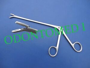 Cushing Pituitary Rongeurs 7 5mm down Ent Surgical Instruments