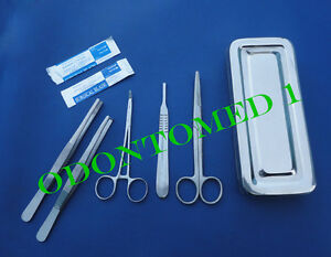 Basic Student Kit Surgical Instruments
