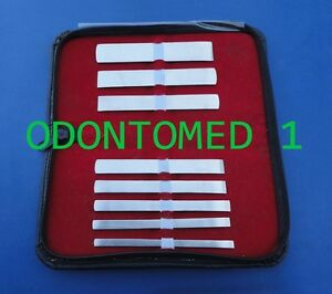 Swiss Osteotomes Set Orthopedic Surgical Instruments