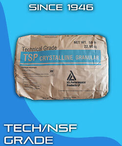 Trisodium Phosphate 50 Lb Tsp 50 Pound Clean Powerwash Wholesale