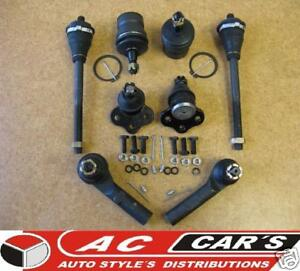 Dodge Dakota 4wd 97 99 Ball Joints Inner Outer Tie Rod Ends Durango 4wd High Qua