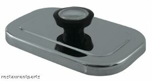 Cover Lid For Ice Cream Fountain Topping Well 66220