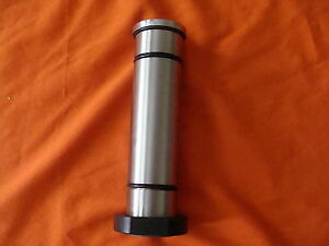 New Old Stock Tri clover Pump Stainless Steel 7 5 16 Long 1 Inside Diameter