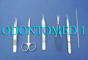 Rat Dissection Kit Surgical Veterinary Instruments
