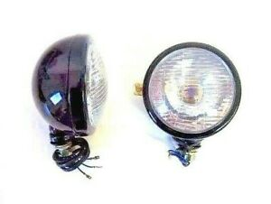 Tractor Head Lamp Left Side L h Universal 7134 8164