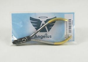 Dental Pliers Orthodontic Universal Cutter Tungsten Gold Carbide Tip Angelus