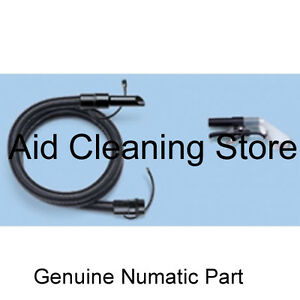 Numatic Ct Ctd George Gve Car Valeting Upholstery Cleaning Hose