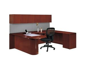 New Ruby Bullet U shape Executive Office Desk