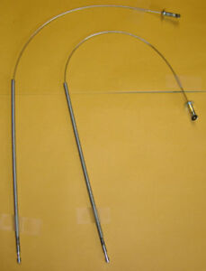 Buick Hood Release Cables 2 1950 51 52 New Hc 502