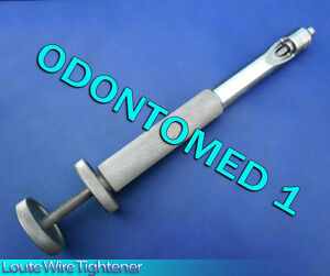 Loute Wire Tightener 8 Surgical Orthopedic Instruments