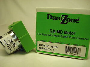 Durozone Rm mb Replacement Damper Motor 35139