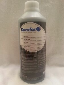 Durafos Ink Eco Solvent Liters Black