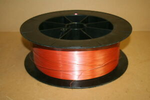 Oxidized Dumet Wire Spool 9000 ft 0 025 Diameter General Electric