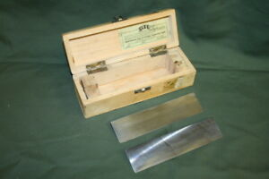 Microtome Knife Blade 160 Mm Slee Box Of 2 Blades