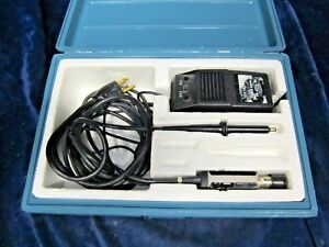 Tektronix P6202 Fet Scope Probe W Carrying Case Power Supply 115 230v 50